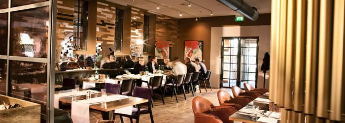 Restaurant Mangold im Gastwerk Hotel Hamburg
