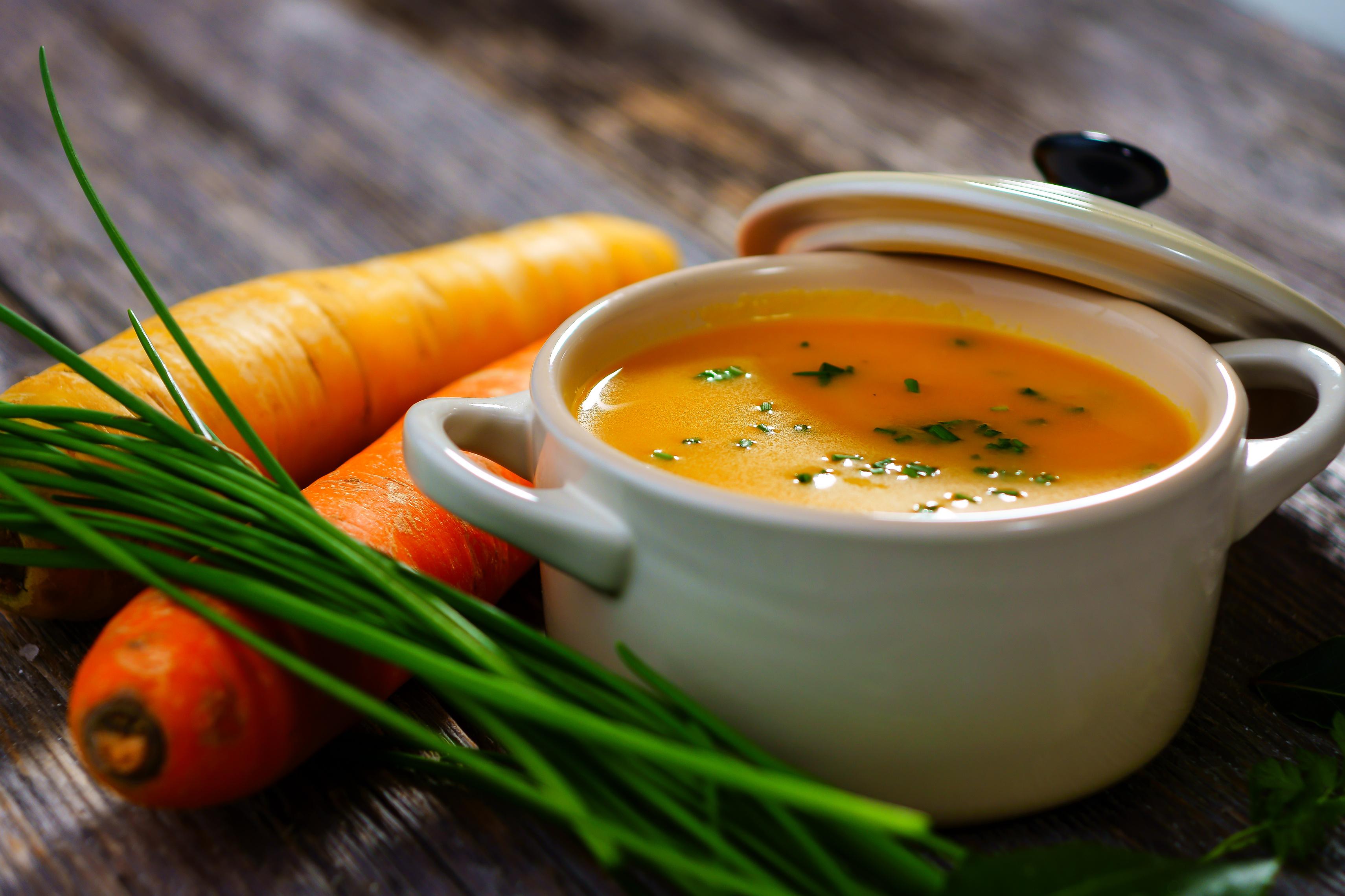 rezepte-möhrensuppe