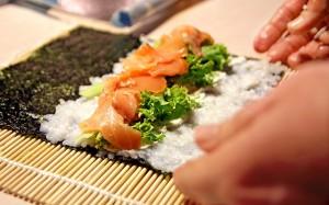 sushi-368606_640© e-gabi - Pixabay.com