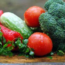 gesundes Gemüse
